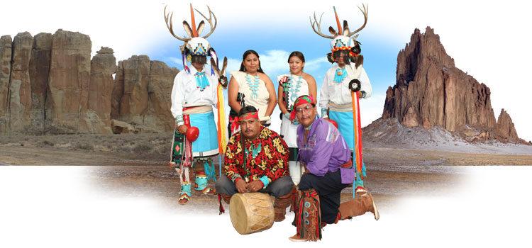 Zuni Dance Group 2015