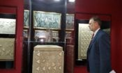U.S. Embassy Helps Restore Ancient Mosaics from Gonur Depe