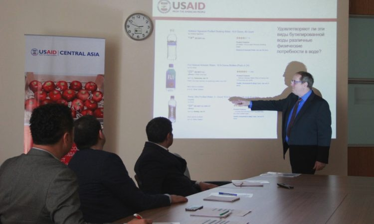 USAID Supports Producers with Export Promotion in Turkmenistan