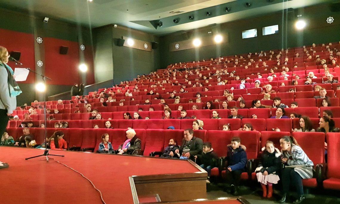 Film screening series in Turkmenistan in honor of Black History Month